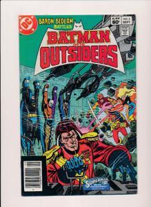 BATMAN & THE OUTSIDERS Lot #2-5,7-14,16 + Annual 1,2 ~ FN/VF (HX292) 15 Comics