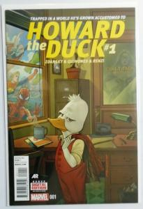 Howard The Duck (4th Series) #1, 6.0/FN (2016)