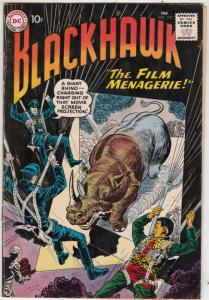 Blackhawk #157 (Feb-61) VF- High-Grade Black Hawk, Chop Chop, Olaf, Pierre,Ch...