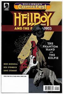HCF Halloween ComicFest Hellboy BPRD 1953 Phantom Hand Kelpie #1 (2018) NM