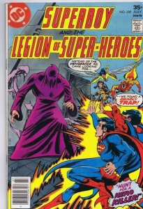 Superboy #229 ORIGINAL Vintage 1977 DC Comics