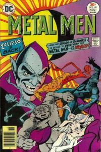 Metal Men (1963 series) #48, Fine+ (Stock photo)