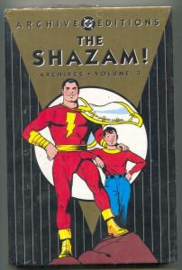 Shazam! Archives Vol 3 hardcover- still sealed CC Beck