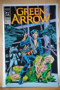 Green Arrow #32 (1990)
