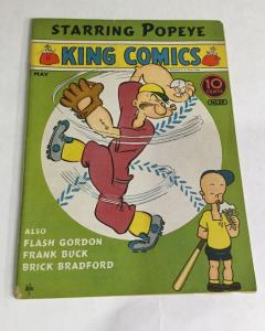 King Comics 26 Popeye Fn- Fine- 5.5 King Features Syndicate