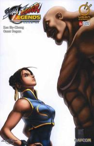 Street Fighter Legends: Chun-Li #4A VF/NM; Udon | save on shipping - details ins