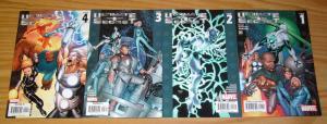 Ultimate Secret #1-4 VF/NM complete series - warren ellis - galactus marvel set