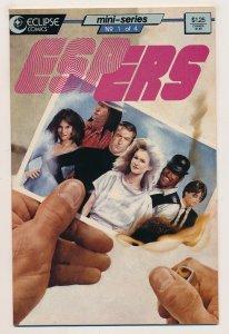 ESPers (1986 1st Series Eclipse) #1 NM