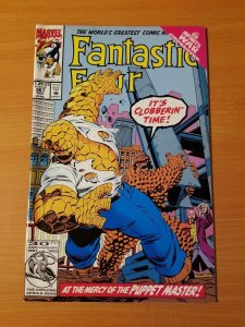 Fantastic Four #367 ~ NEAR MINT NM ~ 1992 MARVEL COMICS