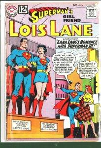 Superman's Girl Friend, Lois Lane #36 (1962)