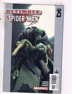 Lot of 7 Ultimate Spider-Man Marvel Comics #25 26 27 28 29 31 36 JB2