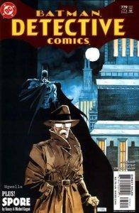 Detective Comics (1937 series) #779, NM- (Stock photo)