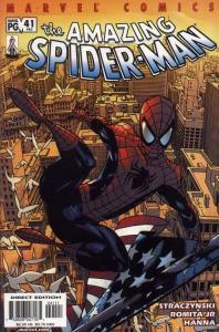 AMAZING SPIDER-MAN (1999 MARVEL) #41 NM- A93535
