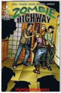 ZOMBIE HIGHWAY #3, NM, Walking Dead, Undead, 2006, more Horror in store