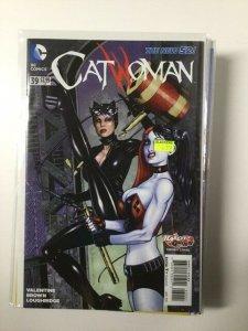 Catwoman 39 Variant Near Mint Dc Comics HPA