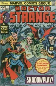 Doctor Strange (1974 series) #11, VF+ (Stock photo)