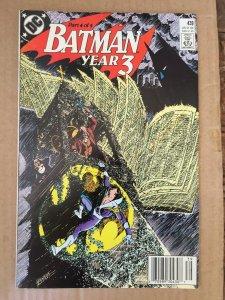 Batman Year 3 #439