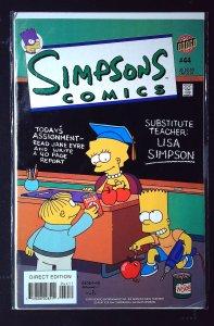 Simpsons Comics #44 (1999)