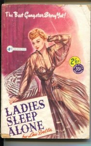 Ladies Sleep Alone #72 1951-Archer Books-Lew Della-spicy pulp thrills-G