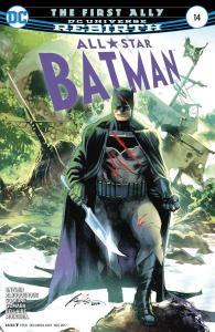 All Star Batman (2016 series) #14, NM + (Stock photo)