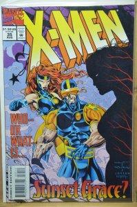 X-Men (ES) #34 (1995) VF+