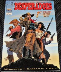 Desperadoes #1 (1997)