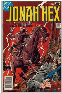 JONAH HEX 14 VG July 1978
