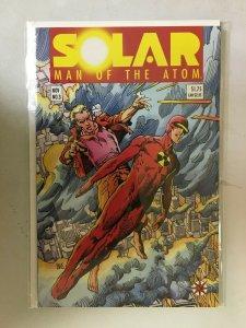 Solar Man of the Atom #3 6.0 FN blunted corners (1991 Valiant)