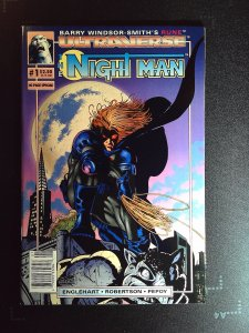 The Night Man #1 (1993)
