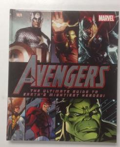 Avengers The Ultimate Guide To Earths Mightest Heroes! Hardcover TPB