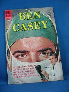 BEN CASEY 2 VF+ Photo Cover 1962