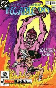Warlord (1976 series) #66, NM- (Stock photo)