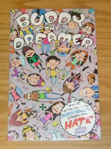 Hate TPB 2 VF/NM buddy the dreamer PETER BAGGE fantagraphics buddy bradley 6-10
