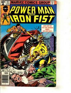 Lot Of 13 Comics Power Man and Iron Fist # 62 90 91 92 94 95 96 97 98 99    EK7