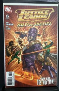 Justice League: Cry for Justice #7 (2010)