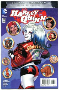 HARLEY QUINN #26, NM, Amanda Conner, Jimmy Palmiotti, 2014, more HQ in store