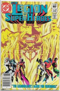 Legion of Super-Heroes (vol. 2, 1980) #288 FN Levitz/Giffen