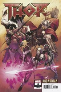 Thor #12 Asgardian Variant (Marvel, 2019) NM