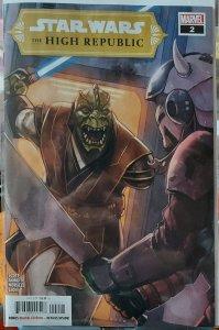 Star Wars High Republic #2 NM