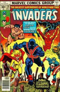 Invaders, The (2nd Series) #20 FN; Marvel | save on shipping - details inside