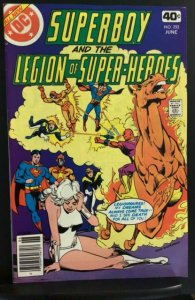 Superboy and the Legion of Super-Heroes #252 (1979)