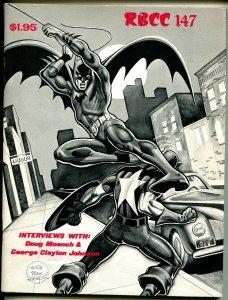 Rocket Blast Comicollector #147 1979-Doug Hempel-Doug Moench-G C Johnson-VF/NM