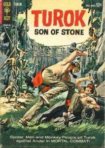 Turok: Son of Stone (1954 series) #39, Fair (Stock photo)