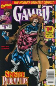 Gambit (4th Series) #1 VF/NM; Marvel | save on shipping - details inside