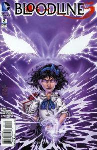 Bloodlines (DC) #2 VF/NM; DC   save on shipping - details inside