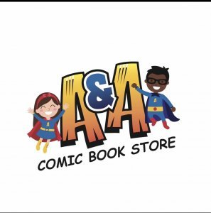A&A Comic Book Store: Weekly Auction #9