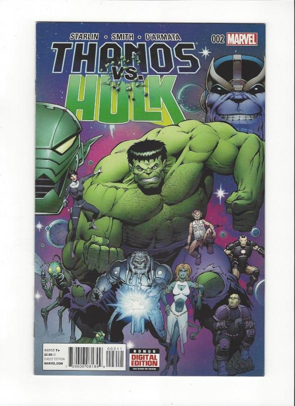 HULK #16 NM//M MARVEL