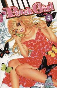 Peach Girl #4 VF/NM; Tokyopop | save on shipping - details inside