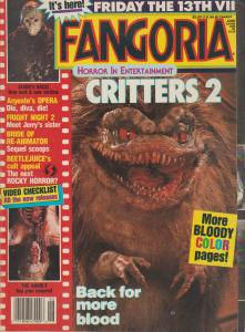 FANGORIA #74 - Movie Horror Magazine