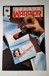 Eternal Warrior #20 (1994) Valiant Comic Book J756